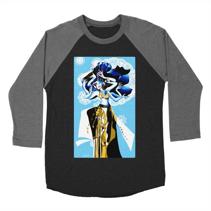Dancer Men's Baseball Triblend T-Shirt by Todd Powelson's Artist Shop