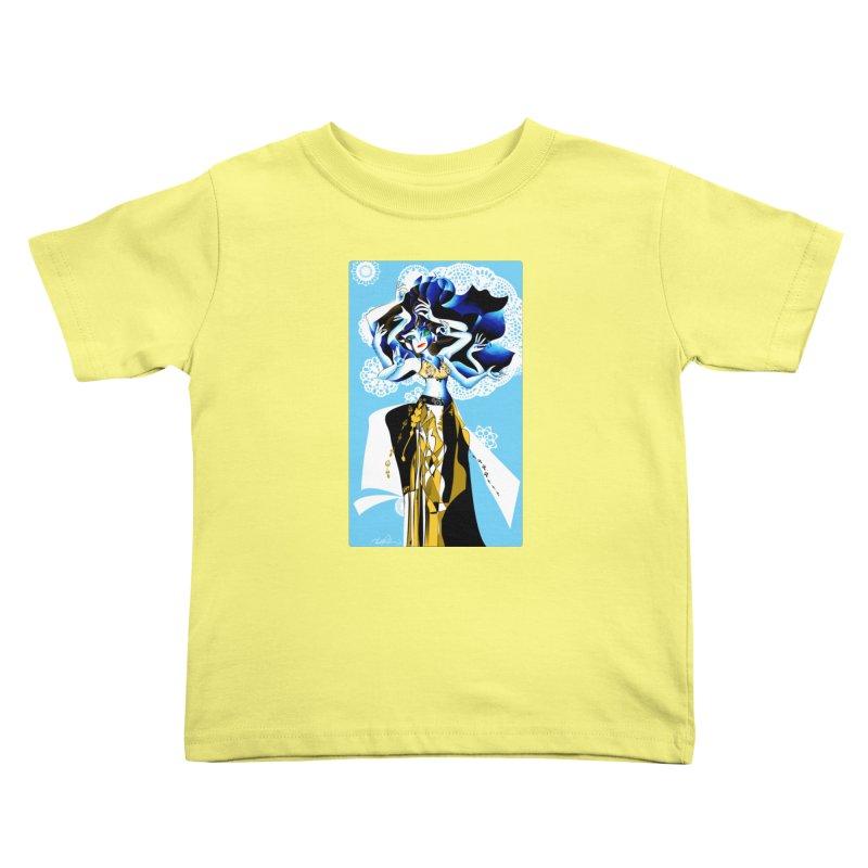 Dancer Kids Toddler T-Shirt by Todd Powelson's Artist Shop