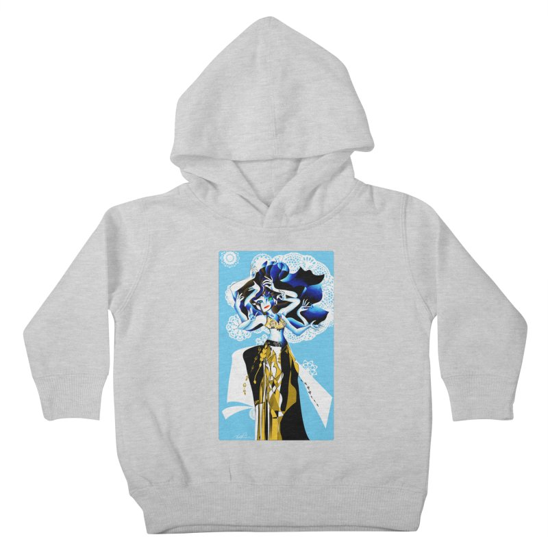 Dancer Kids Toddler Pullover Hoody by Todd Powelson's Artist Shop