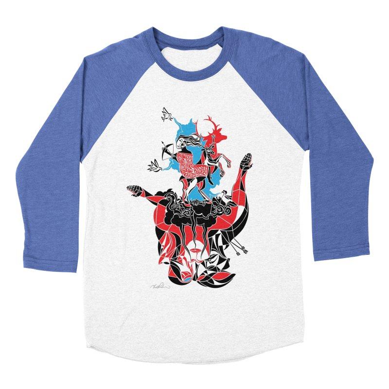 About Love Women's Baseball Triblend T-Shirt by Todd Powelson's Artist Shop