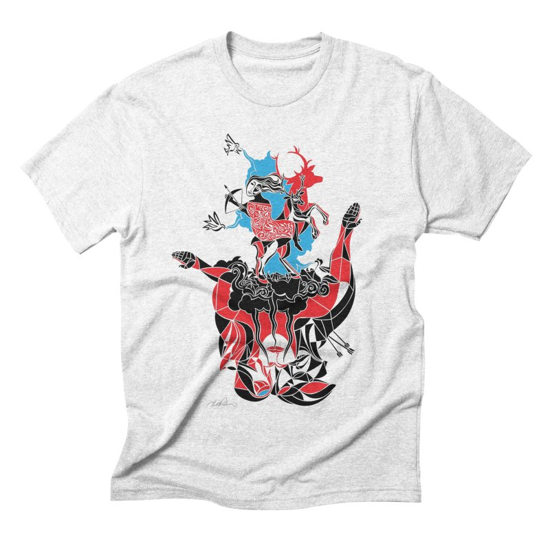 About Love Men's Triblend T-shirt by Todd Powelson's Artist Shop