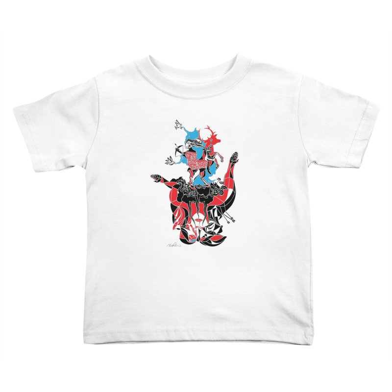 About Love Kids Toddler T-Shirt by Todd Powelson's Artist Shop