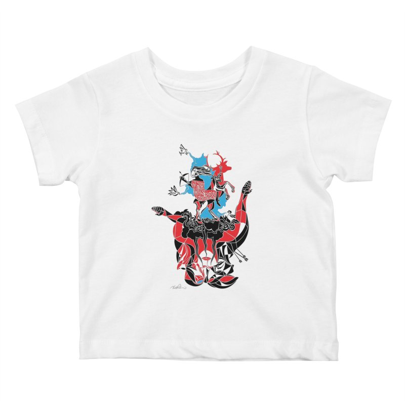About Love Kids Baby T-Shirt by Todd Powelson's Artist Shop