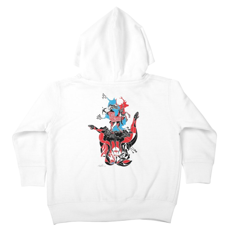 About Love Kids Toddler Zip-Up Hoody by Todd Powelson's Artist Shop