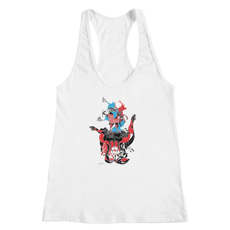 About Love Women's Racerback Tank by Todd Powelson's Artist Shop