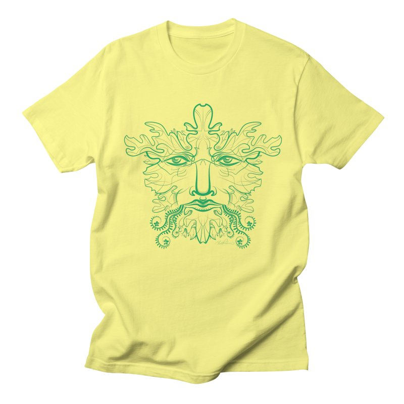 Green Man   by Todd Powelson's Artist Shop