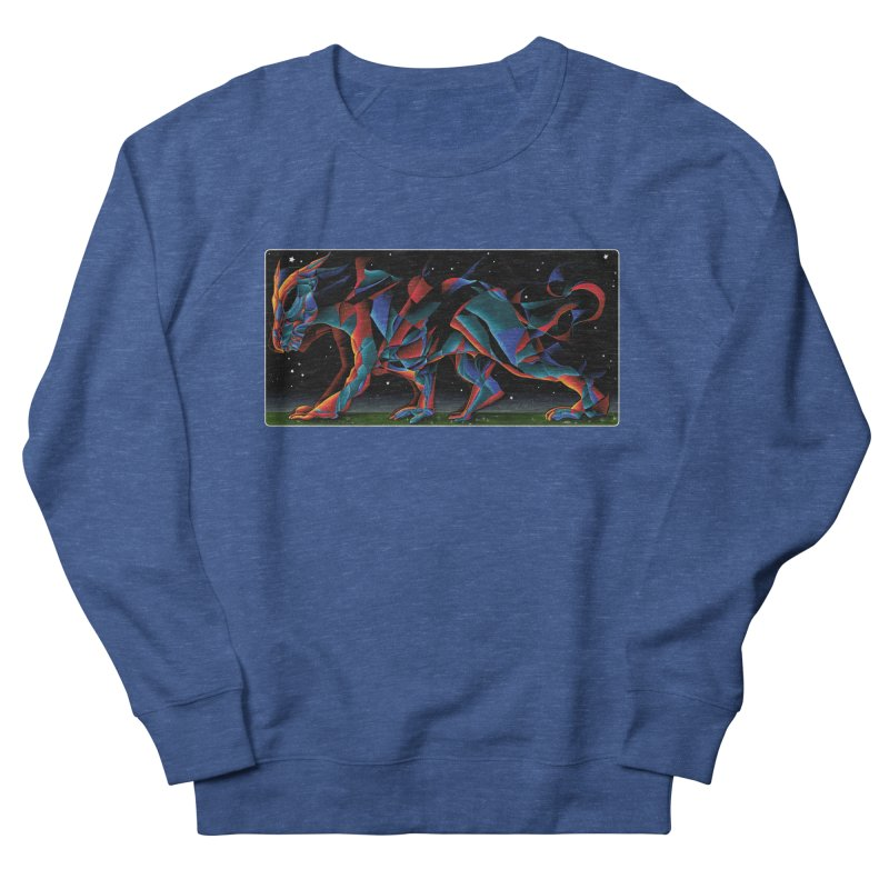 The Dragon Walks The Earth Women's Sweatshirt by Todd Powelson's Artist Shop