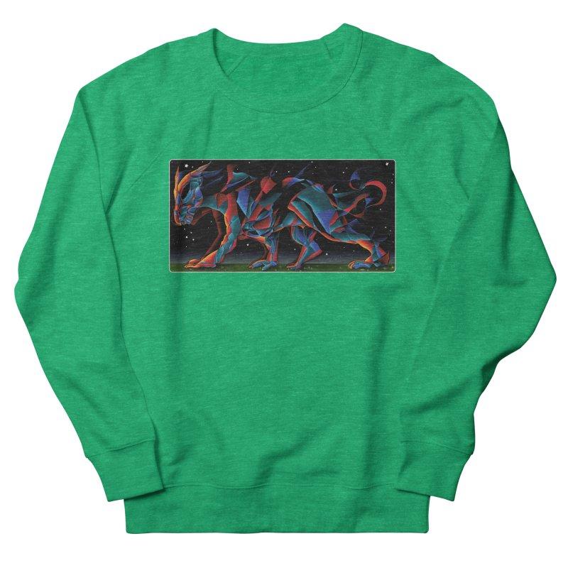 The Dragon Walks The Earth Men's Sweatshirt by Todd Powelson's Artist Shop