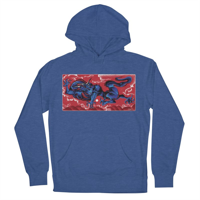 Dragon Women's Pullover Hoody by Todd Powelson's Artist Shop