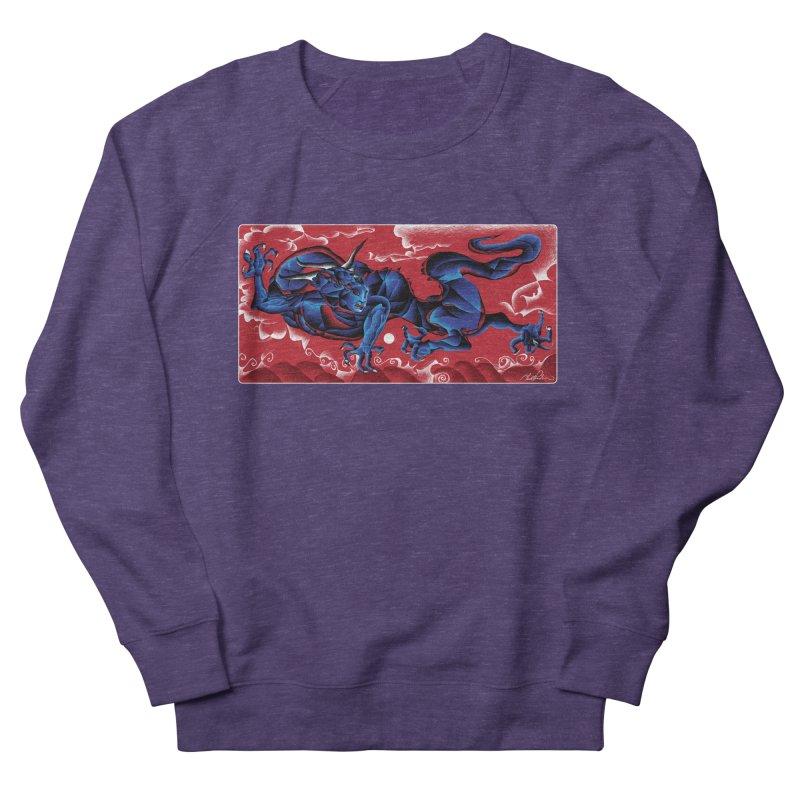 Dragon Women's Sweatshirt by Todd Powelson's Artist Shop