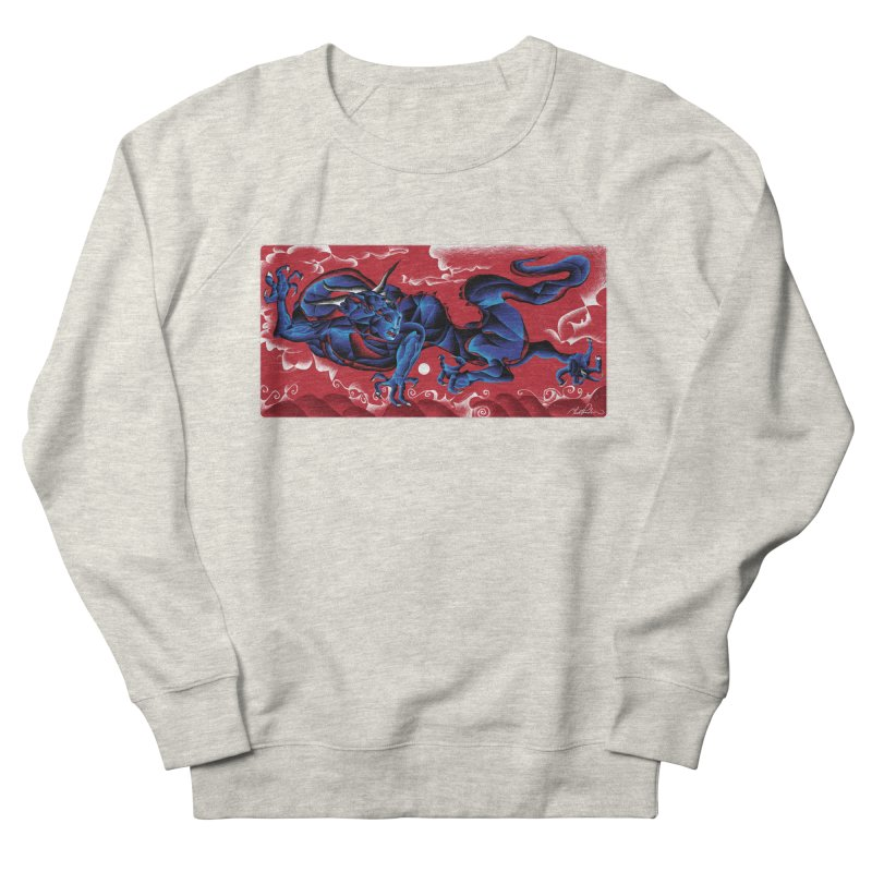 Dragon Women's Sweatshirt by Todd Powelson's Artist Shop