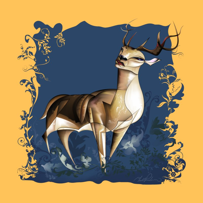 Deer   by Todd Powelson's Artist Shop