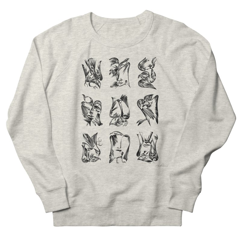 Blackbirds & Spirit Women's Sweatshirt by Todd Powelson's Artist Shop