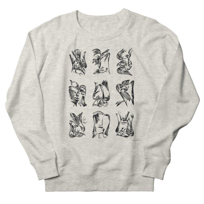 Blackbirds & Spirit Men's Sweatshirt by Todd Powelson's Artist Shop