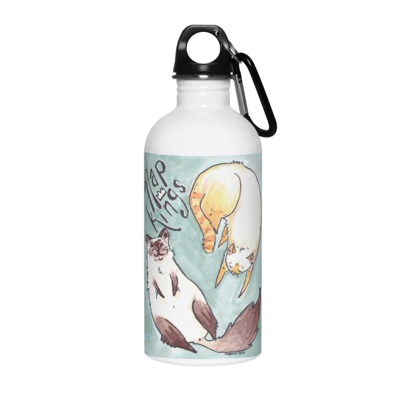 Nap Kings Accessories Water Bottle by Toe Beans Cat Cafe Online Shop