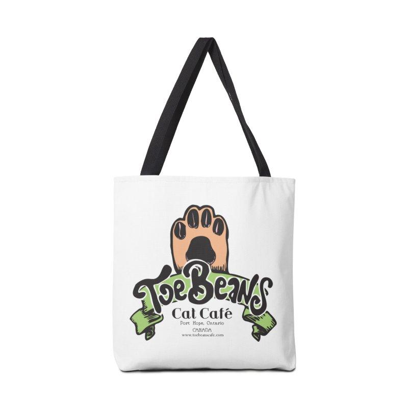 Toe Beans Cat Cafe Original Logo Accessories Bag by Toe Beans Cat Cafe Online Shop