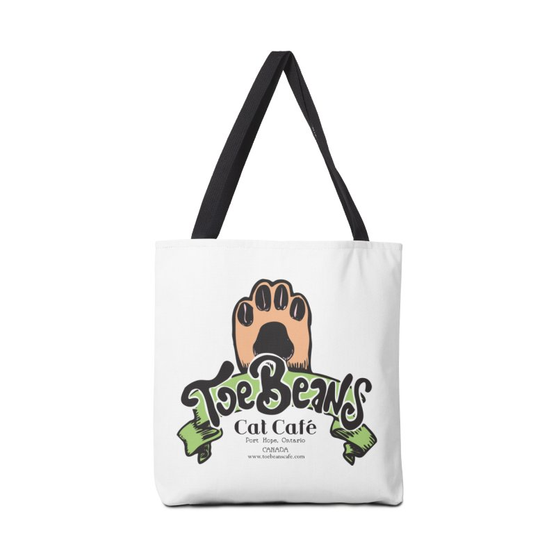 Toe Beans Cat Cafe Original Logo Accessories Bag by Toe Beans Cat Cafe Online Shop