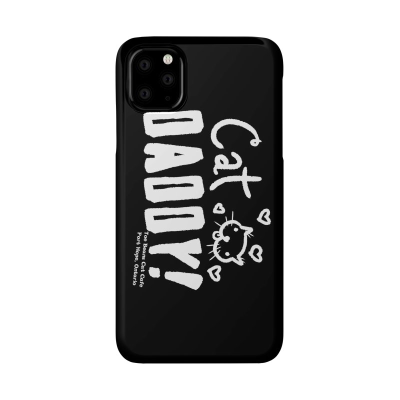 Cat Daddy! Accessories Phone Case by Toe Beans Cat Cafe Online Shop