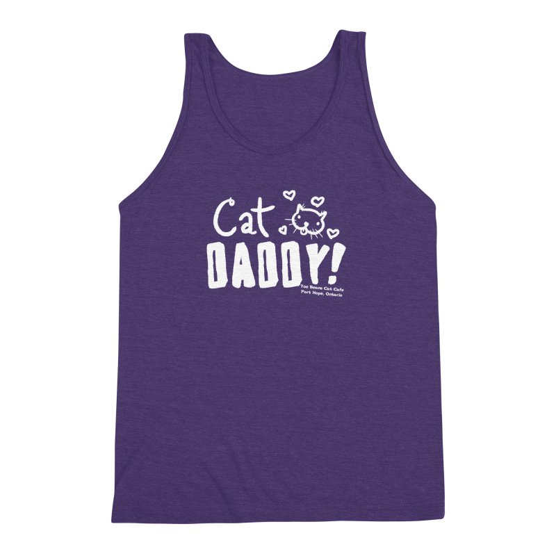 Cat Daddy! Men's Tank by Toe Beans Cat Cafe Online Shop