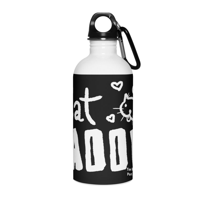 Cat Daddy! Accessories Water Bottle by Toe Beans Cat Cafe Online Shop