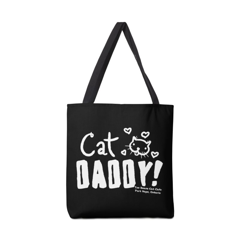 Cat Daddy! Accessories Tote Bag Bag by Toe Beans Cat Cafe Online Shop