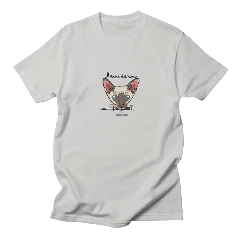Meowderino - MFM Fan Men's Regular T-Shirt by Toe Beans Cat Cafe Online Shop