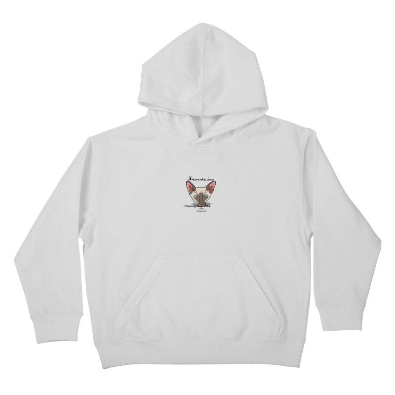 Meowderino - MFM Fan Kids Pullover Hoody by Toe Beans Cat Cafe Online Shop
