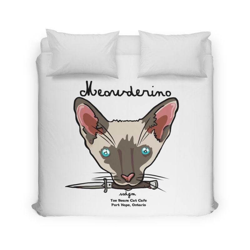 Meowderino - MFM Fan Home Duvet by Toe Beans Cat Cafe Online Shop