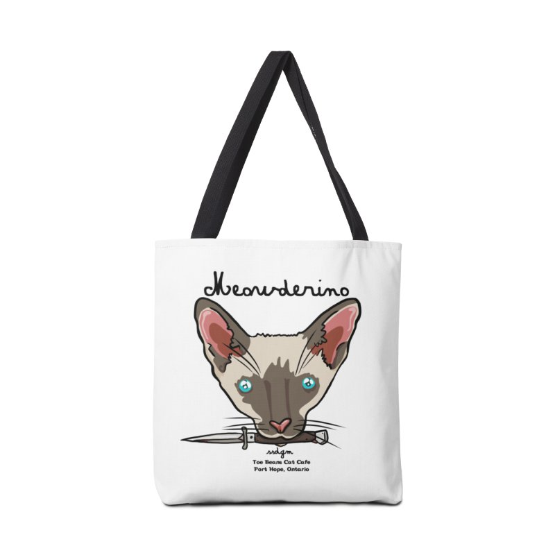 Meowderino - MFM Fan Accessories Tote Bag Bag by Toe Beans Cat Cafe Online Shop