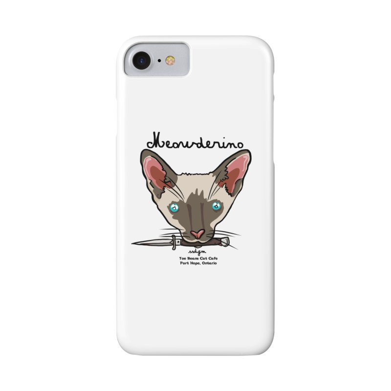 Meowderino - MFM Fan Accessories Phone Case by Toe Beans Cat Cafe Online Shop