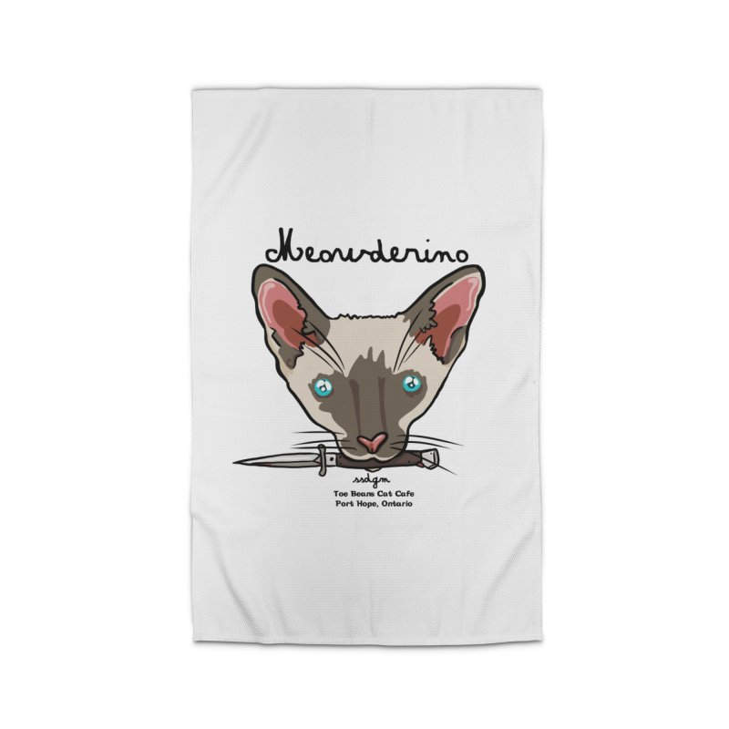 Meowderino - MFM Fan Home Rug by Toe Beans Cat Cafe Online Shop