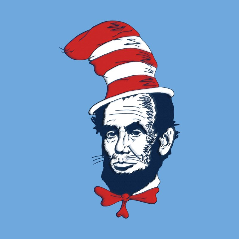 The Abe in the Hat Men's T-Shirt by artbycafi's Artist Shop
