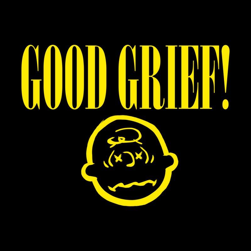 Good Grief! v2 Men's T-Shirt by artbycafi's Artist Shop