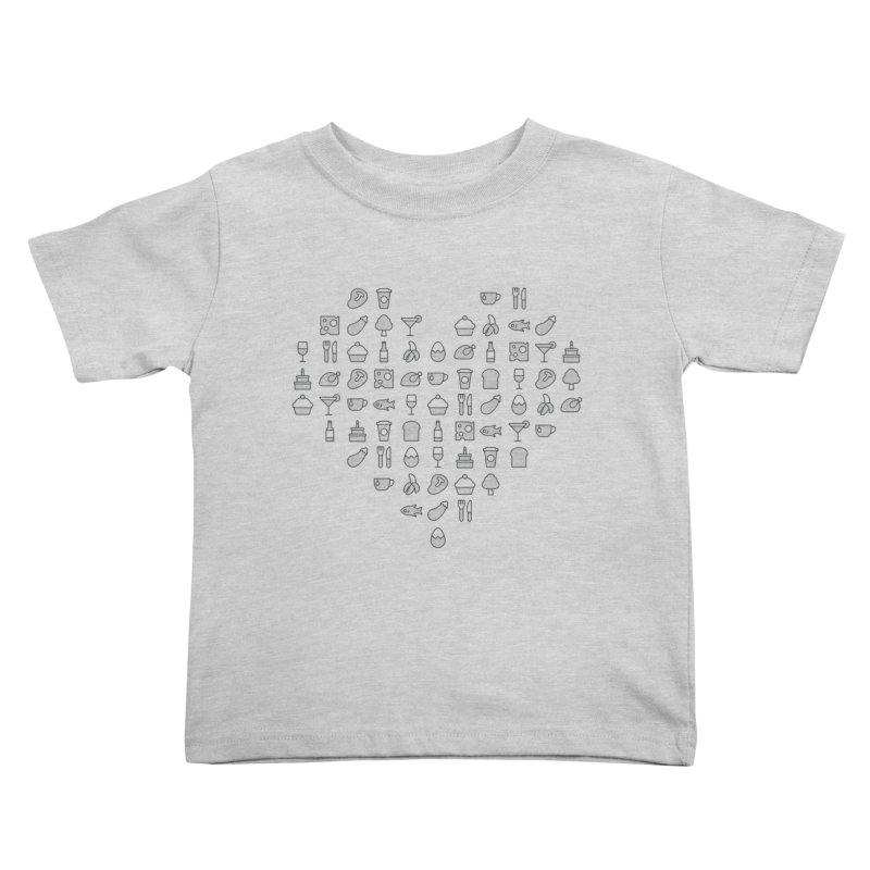 hatched Kids Toddler T-Shirt by to [wear]