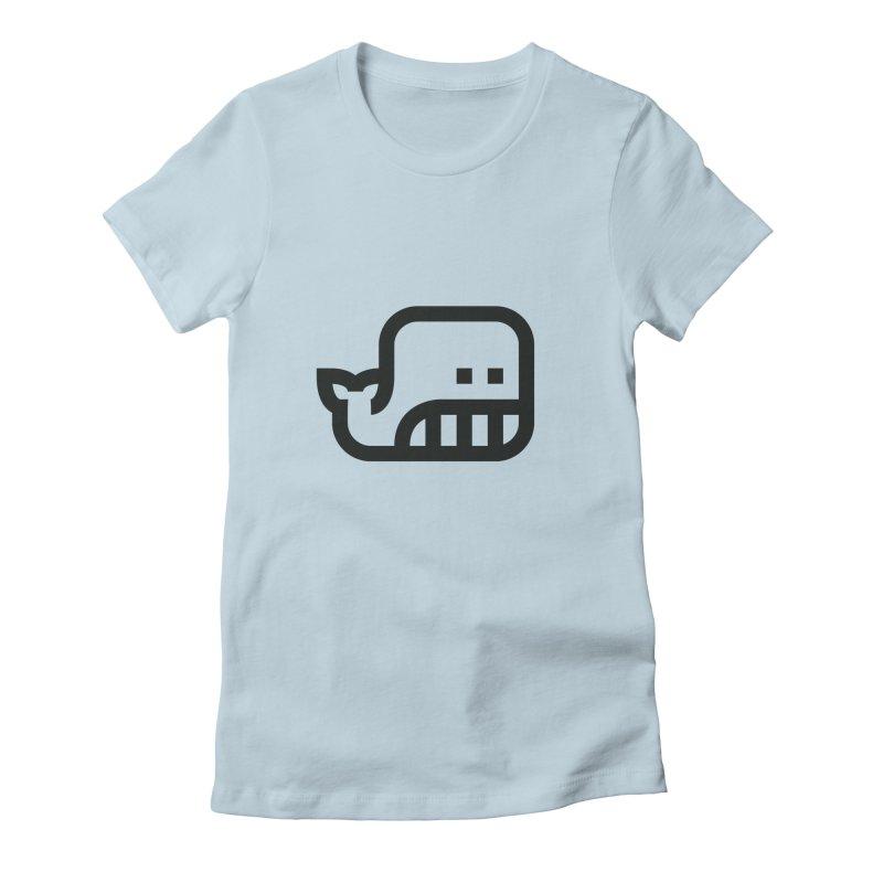 to [swim] Women's T-Shirt by to [wear]
