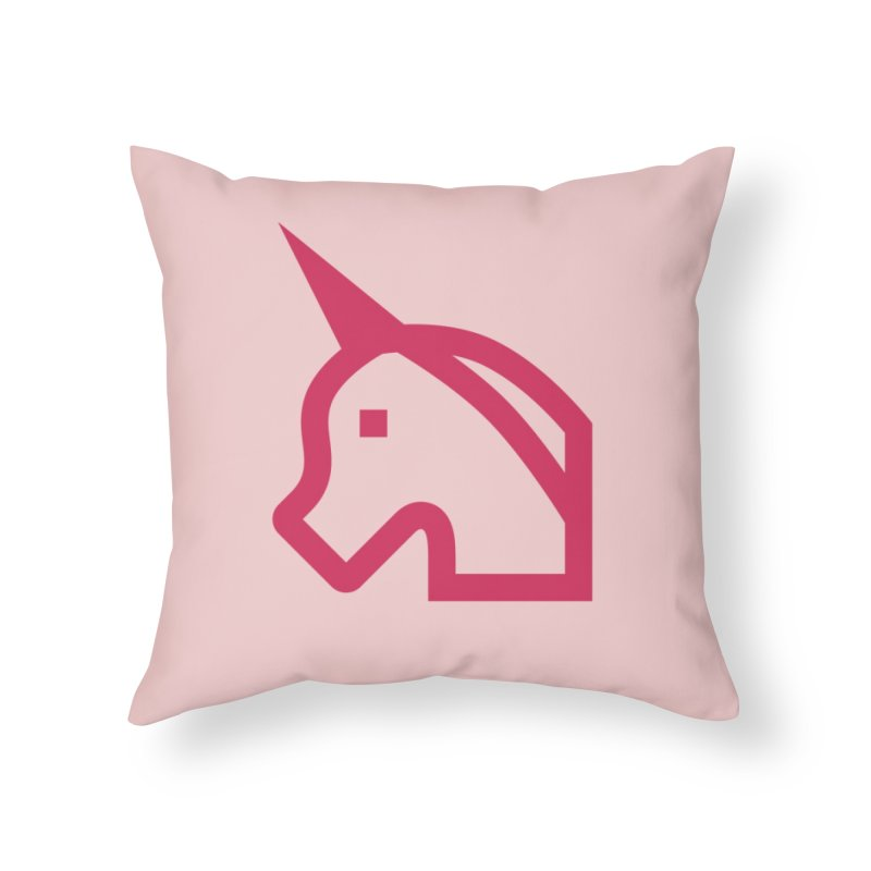to [believe] Home Throw Pillow by to [wear]