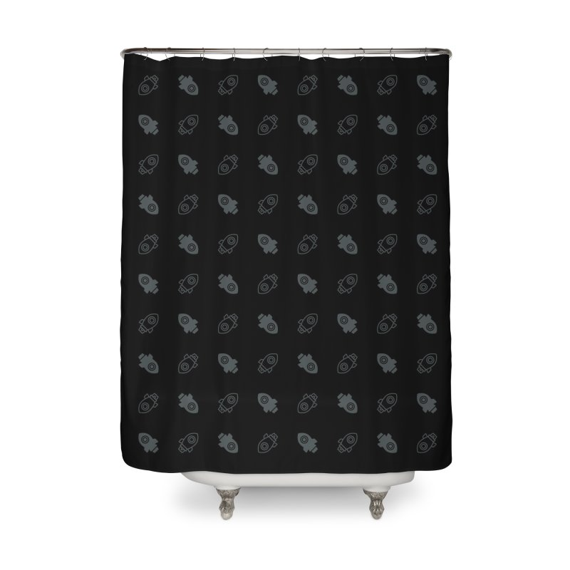 to [launch] Home Shower Curtain by to [wear]