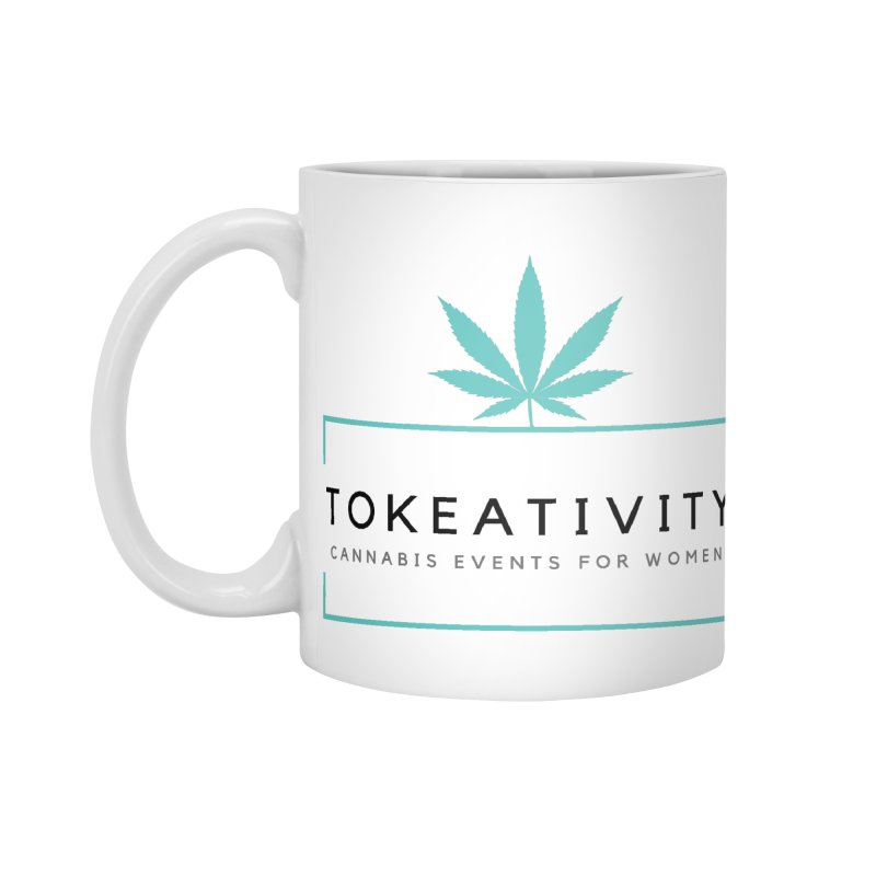 Classic Tokeativity Logo Accessories Mug by The Tokeativity Shop
