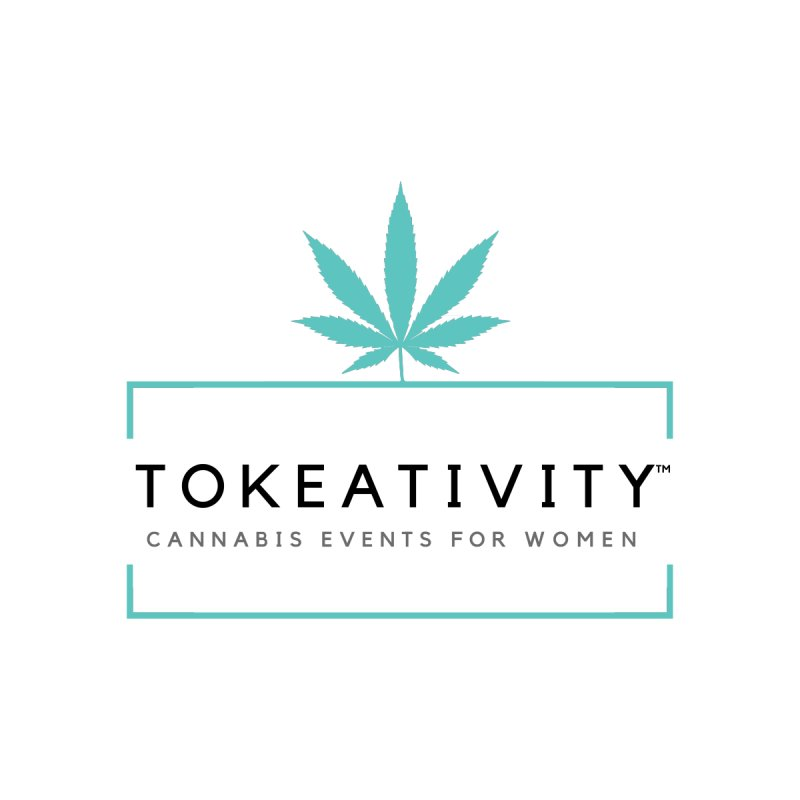 Classic Tokeativity Logo Women's Baseball Triblend T-Shirt by The Tokeativity Shop