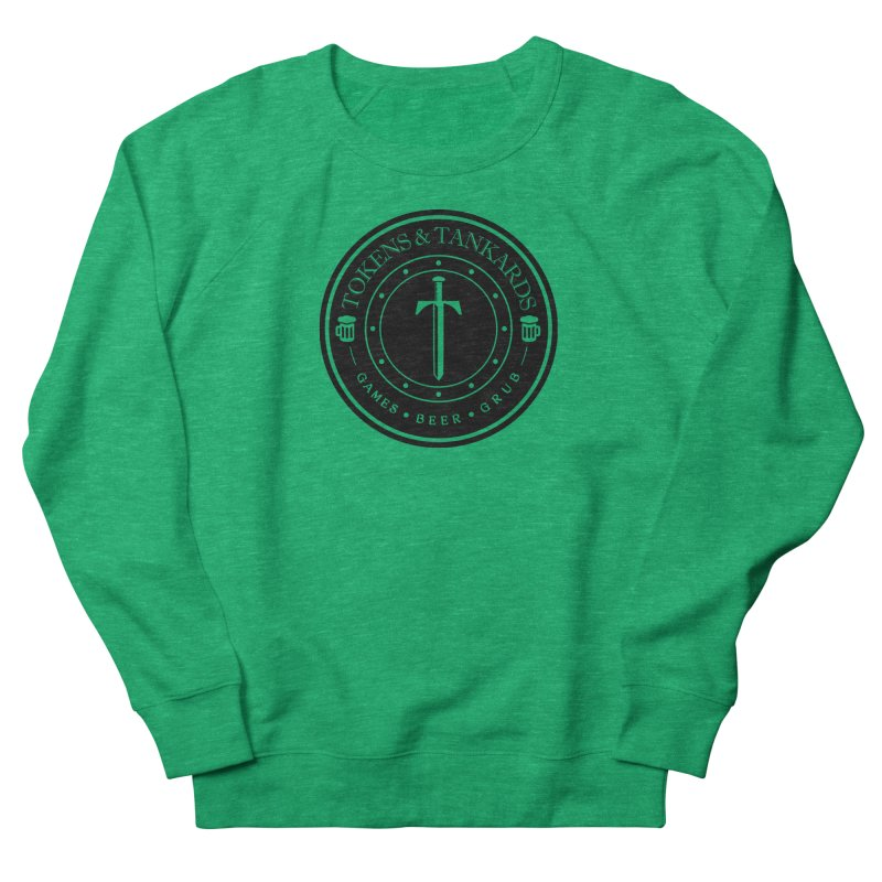 Dark Token Men's Sweatshirt by Tokens & Tankards
