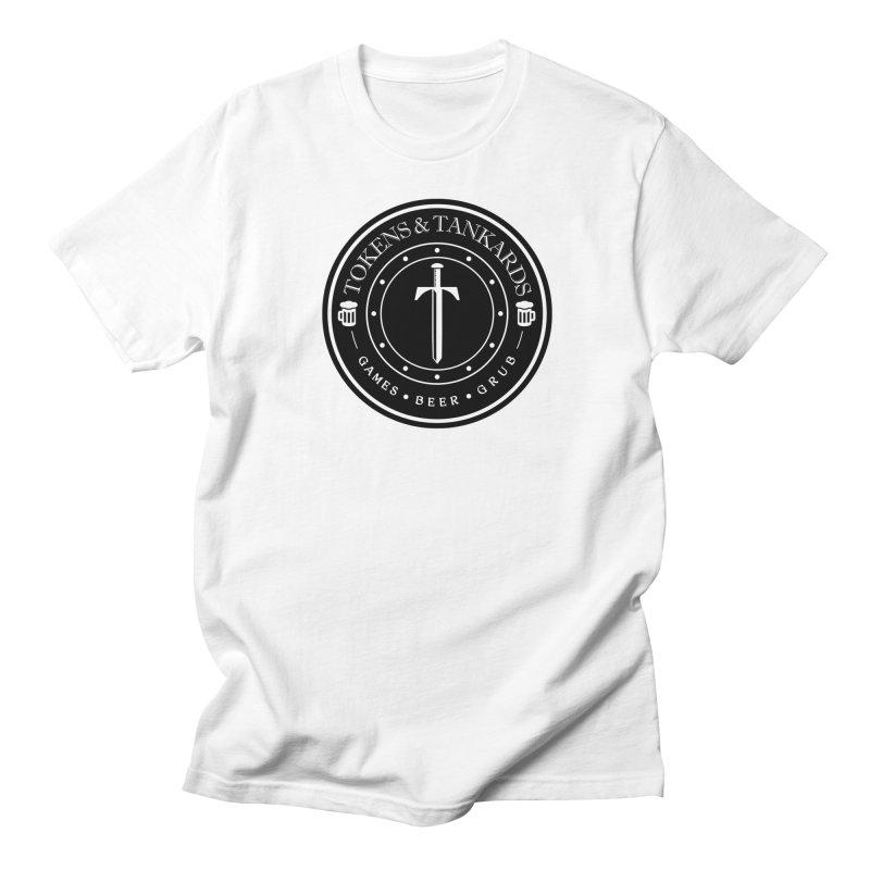 Dark Token Men's T-Shirt by Tokens & Tankards
