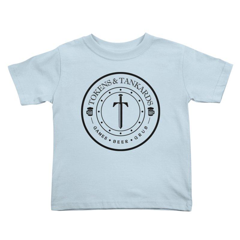 Light Token Kids Toddler T-Shirt by Tokens & Tankards