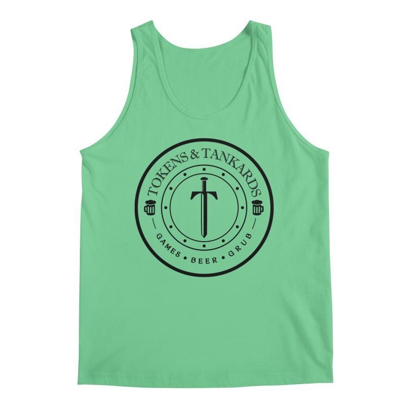 Light Token Men's Tank by Tokens & Tankards