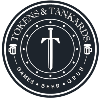 Tokens & Tankards Logo