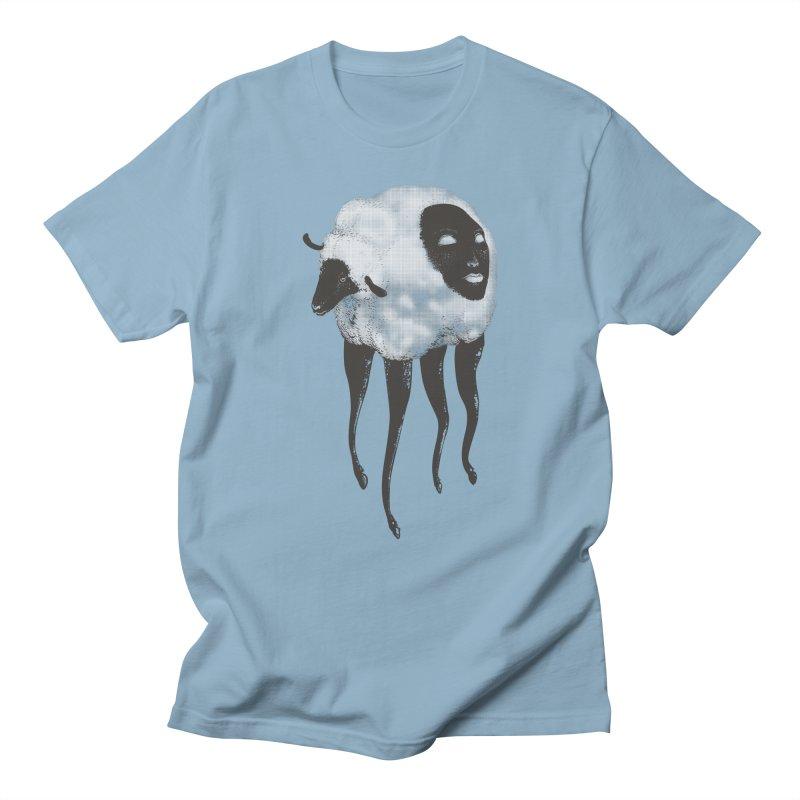 The Dark Within Men's Regular T-Shirt by tolagunestro's Artist Shop