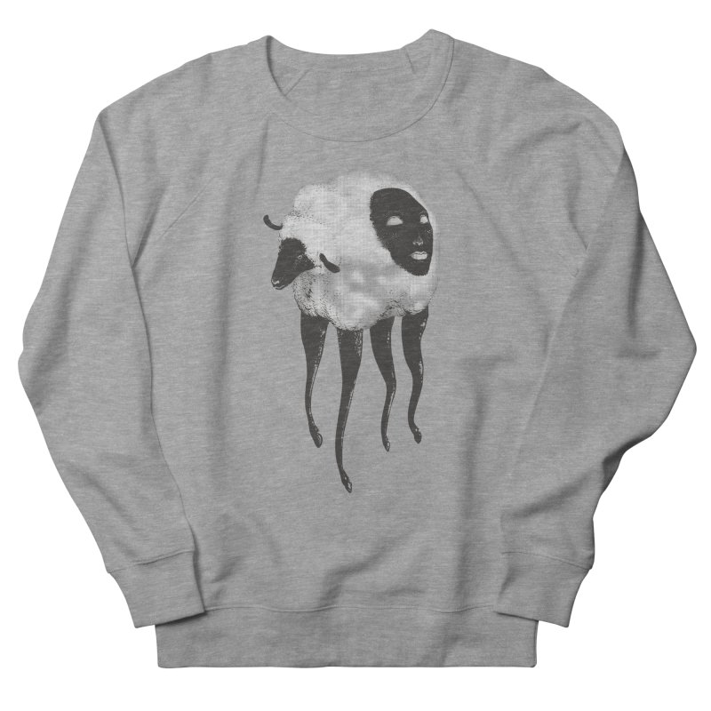 The Dark Within Women's Sweatshirt by tolagunestro's Artist Shop