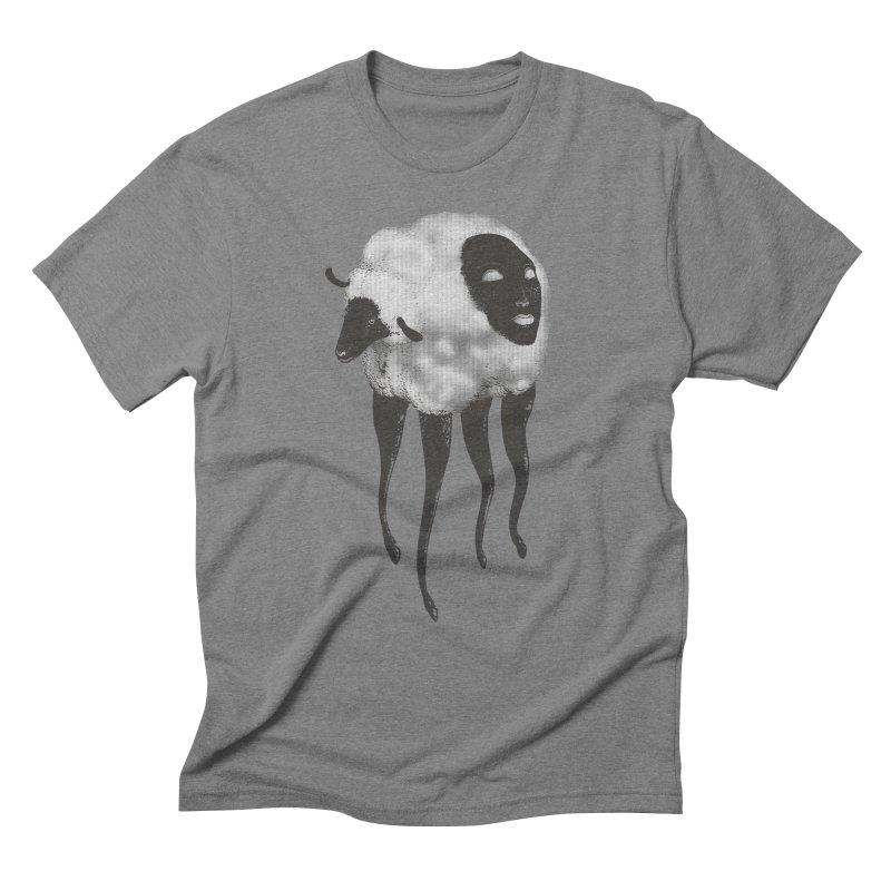 The Dark Within Men's Triblend T-Shirt by tolagunestro's Artist Shop