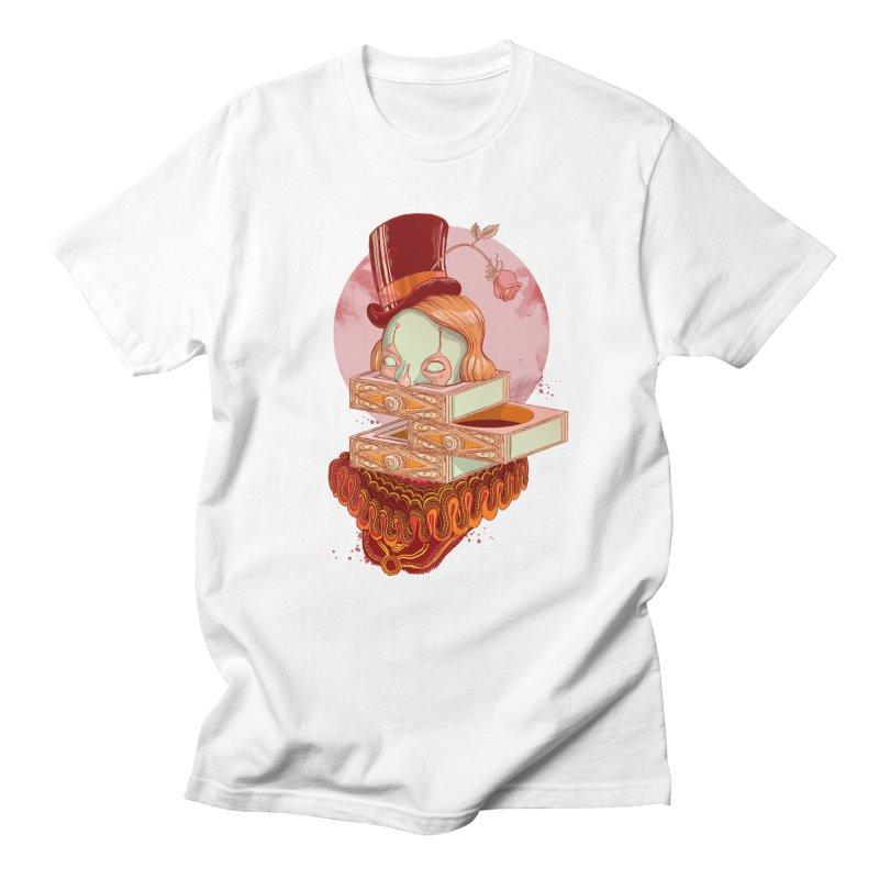 Faux Fond Men's T-Shirt by tolagunestro's Artist Shop