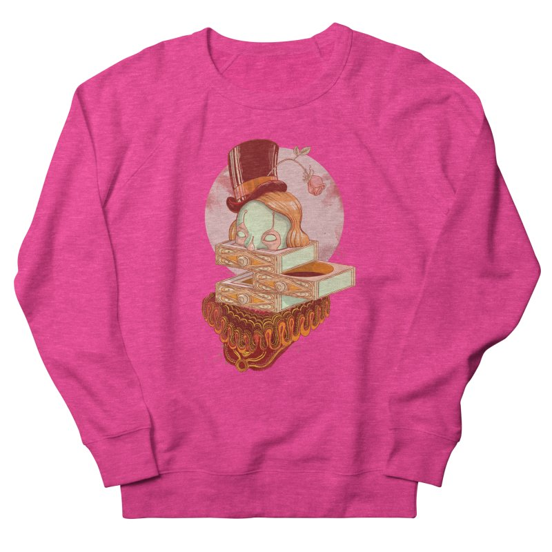 Faux Fond Women's Sweatshirt by tolagunestro's Artist Shop