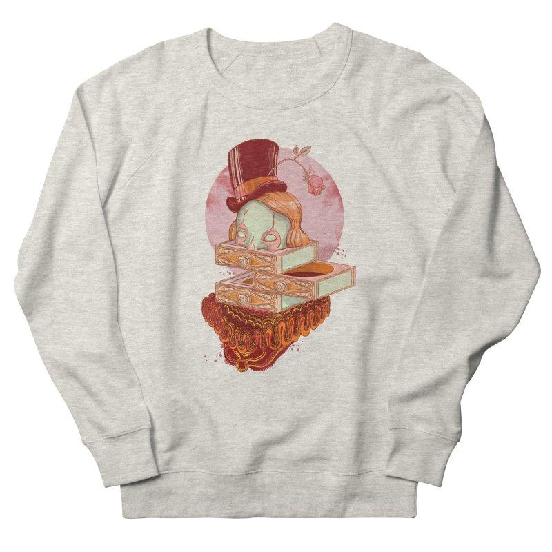 Faux Fond Men's Sweatshirt by tolagunestro's Artist Shop